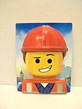 LEGO EMMET 3D 3-D PHOTO DISPLAY CARD ONLY