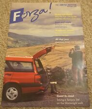 Fiat Official Owner's Large Magazine Autumn 1992 Tempra SW Wainwright Walks