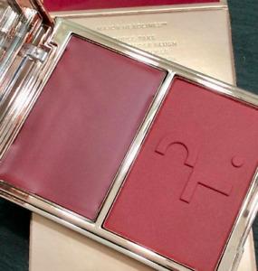 Patrick Ta Major Beauty Headlines Double-Take Crème & Powder Blush Pick 1 New