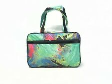 Weekender Bag - Green, Yellow, Red, and Blue Paint Pattern (GM-8-TOTE)