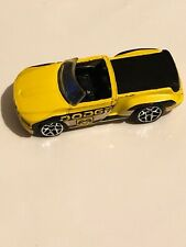 Yellow Dodge Sidewinder Hot Wheels Loose Diecast Car AT