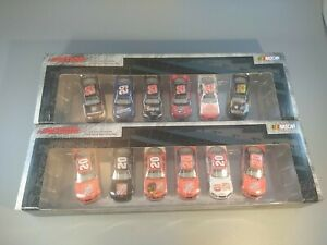 2 Boxed Lot of 12 Action Racing Collectables Kevin Harvick #29, Tony Stewart #20