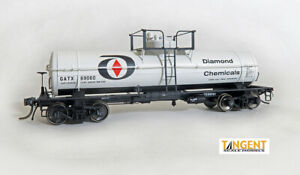 Tangent GATX DIAMOND CHEMICALS 8,000 Gallon Tank Car (assorted car #'s) NIB RTR