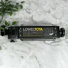 "Vintage Wide Angle Studio Lowel TOTA Light USA made 11"" (Have Not Been Tested)"