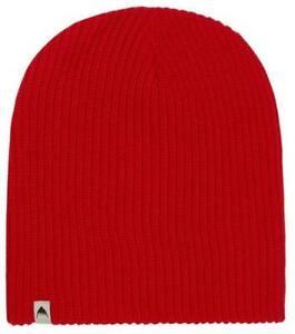 Burton Mens All Day Knit Beanie Hat Stocking Cap OSF Red 14531100 FAST SHIP! A19