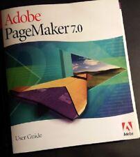 Adobe PageMaker 7.0 User Guide