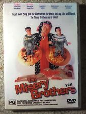 The Misery Brothers - Like New R4 DVD