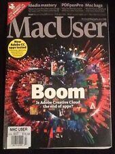 "MacUser Magazine ""Boom"" July 2013"