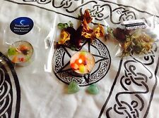 LOVE REUNITED~Spell kit~FULL MOON SPELL CAST Candle ~ Wicca Magic~