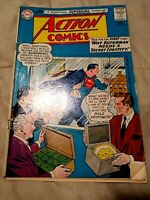 Action Comics Superman Supergirl No 305 Oct Why Superman Needs Secret Identity!