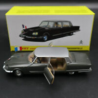 1/43 Atlas French Dinky 1435 Citroen DS Presidentielle Diecast Models Used