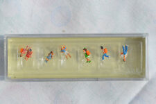 Schulkinder Preiser 75006 Spur TT 1:120 handbemalt 7 Kinder Miniaturfiguren
