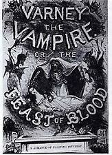 CD - Varney the Vampire - Plus Bonus 35 Ebooks in PDF