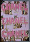 NWT Oliver Gal Chanel Gold Glitter Embellishment Glam Wall Art Canvas 20 x 28