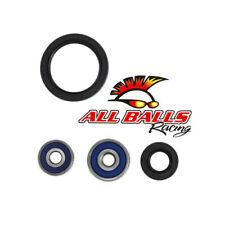 1976-2001 Kawasaki KE100 Dirt Bike All Balls Front Wheel Bearing & Seal Kit