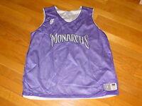 WNBA Sacramento MONARCHS    Practice Jersey LINED  Shirt NEW  sz... WOMEN  LARGE