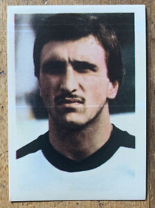 Unused FKS Hans Krankl Austria World Cup 82 1982 Special Sticker Barcelona