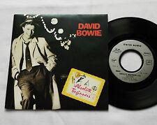 """David BOWIE Absolute beginners  FRENCH Orig 7"""" 45  VIRGIN 008387 - NMINT"""