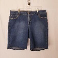 * Avenue Denim Womens Jean Shorts 20 *