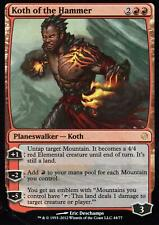 Koth of the Hammer FOIL | NM | Venser vs. Koth | Magic MTG