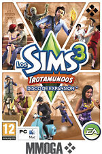 Los Sims 3 Trotamundos Disco de Expansión - World Adventures - PC EA Origin / ES