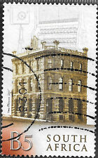 SOUTH AFRICA 2007 WORLD POST DAY COMPLETE POSTALLY USED Sc#1371 0591