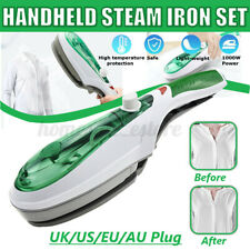 Portable Handheld Electric Iron Steam  Fabric Laundry Clothes Home