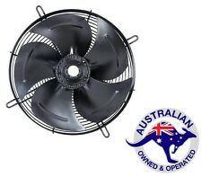 x2(Two) 300mm  Ref &Air-Con  AXIAL FAN  240V -Suction 4Pole with juction box
