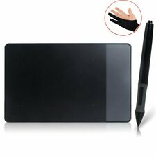 "Huion 420 USB Art Graphics 4 x 23"" Drawing Tablet Signature Pad Pen For Office"