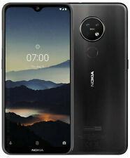 Nokia 7.2 - 64gb - 6gb-Schwaz, senza SIM-lock (Dual Sim) IVA viene indicata!