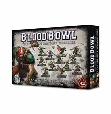Games Workshop: Blood Bowl SKAVENBLIGHT los codificadores equipo X 12 jugadores