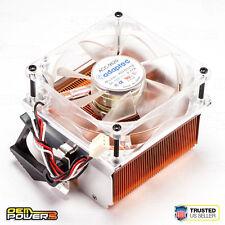 AMD Socket AM3/AM2+/AM2/939/940/754 Solid Copper Heat Sink Cooling Fan Adaptec