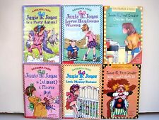 Junie B. Jones Books by Barbara Park, Lot of 6 Books