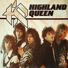 HIGHLAND QUEEN - Same (NEW*LIM.500*FRA HEAVY METAL '85*SORTILEGE*JINX)
