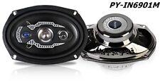 """Peiying Autolautsprecher PY-IN6901M 6"""" x 9"""" 150Watt (2 Stück)"""