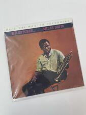 New listing New Sealed Miles Davis Milestones MFSL Vinyl LP Low Number #235 MOFI 33 RPM