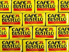 Cafe Bustelo Cuban Coffee Espresso, 10-Ounce Bricks (Pack of 8)
