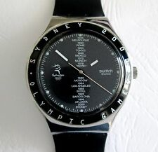 Swatch Irony Sydney 2000 Olympic Games Souvenir Quartz Men's Watch ETA movement