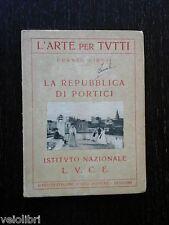 LA REPUBBLICA DI PORTICI - Franco Girosi - Istituto LUCE - 1931