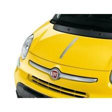 Fiat 500L Satin Chrome Bonnet Line Moulding New & Genuine 50927156