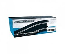 Scalextric 500008556 - Expansion Pack 7 (4+4) R3 Curve + Straight - New