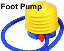 Inflation Pump for Yoga Exercise Gym Ball - Foot Pump. Brand New.