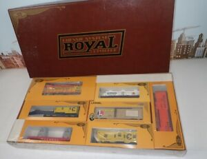 Lionel O No.6-1070 Chessie Royal Limited Diesel Engine & Freight Set /Sealed Box