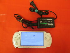 Sony PSP 3000 Series Handheld Gaming Console White 4091
