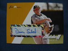 2008 Just Minors R/C autograph Damon Sublett New York (A) #70 $1 S&H baseball