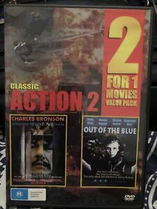 Someone Behind the Door / Out of the Blue - Classic Action 2 DVD -2 For 1 Movies