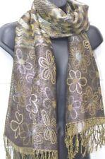 Sciarpe, foulard e scialli da donna pashmina floreale