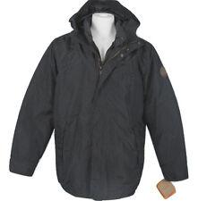 NEW! $248 Timberland Bridgeton 3 in 1 Jacket (Coat)!  M  Black  *2 Coats in 1*