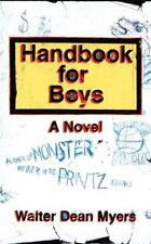Handbook for Boys by Walter Dean Myers Mass Market Paperback Book (English)
