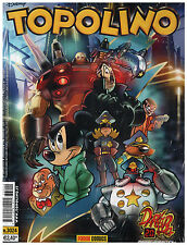 TOPOLINO 3024 panini comics Darkenblot Blisterato da abbonamento